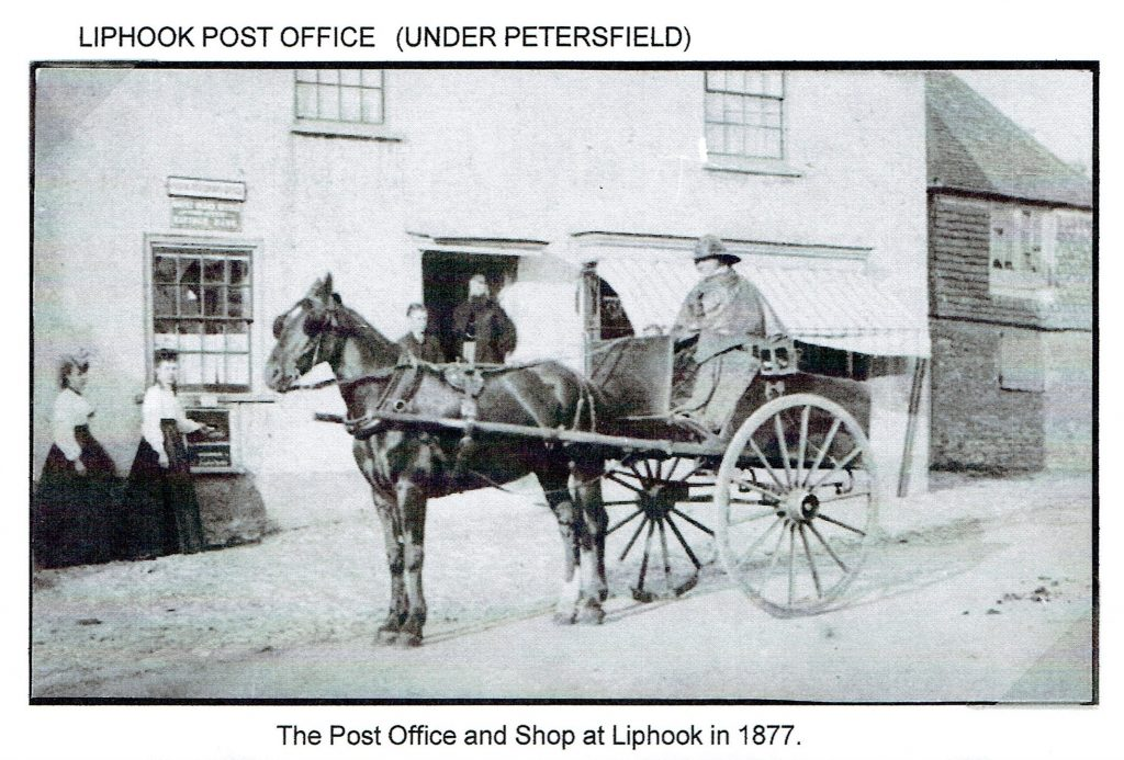 Situated at 6 The Square, Liphook, this sub-post office has sold a variety of goods over the tears.....